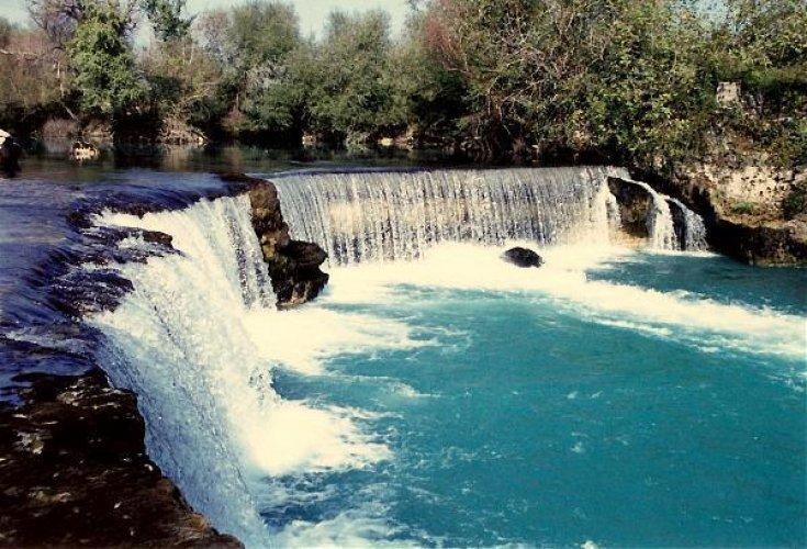 منطقة منافكات في أنطاليا التركية