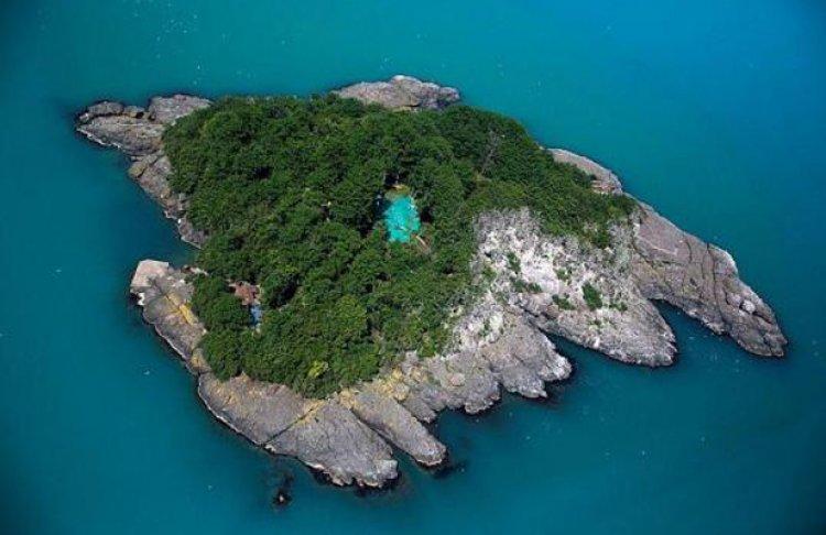 جزيرة جايرصن في تركيا