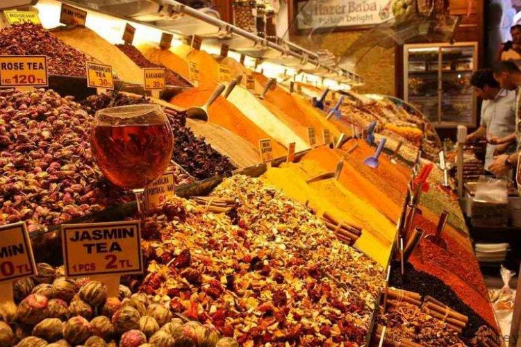 السوق المصري في اسطنبول تركيا