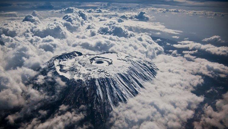 اعلى جبل كليمنجارو