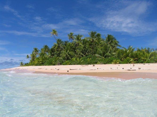 منطقة محمية جزيرة فونافوتى