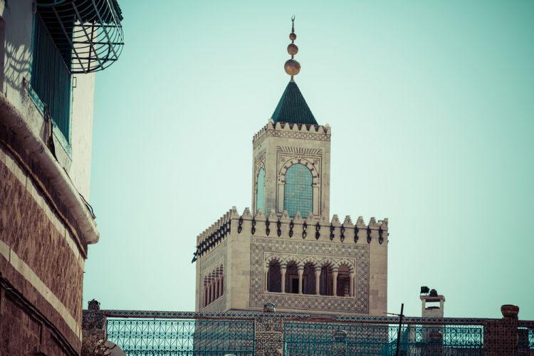 جامع الزيتونة تونس