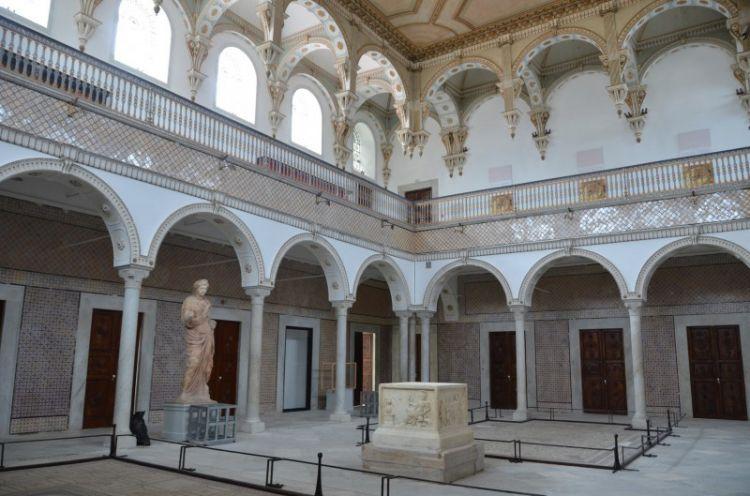 متحف باردو تونس