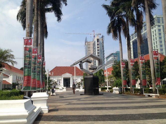 المعرض الوطني في جاكرتا - إندونيسيا