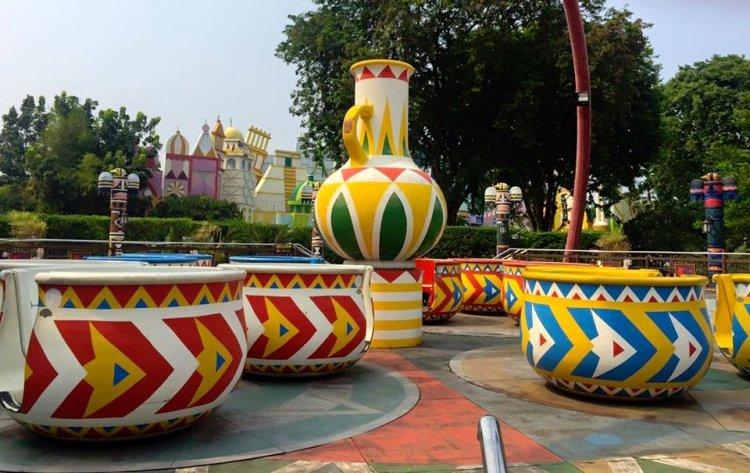 انكول دريم لاند في جاكرتا