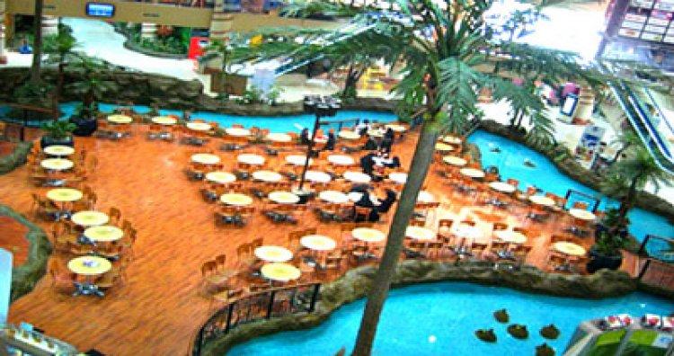 مركز التسوق جدة مول في جدة - السعودية | سائح