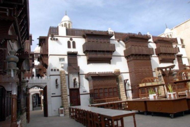متحف مدينة الطيبات في جدة