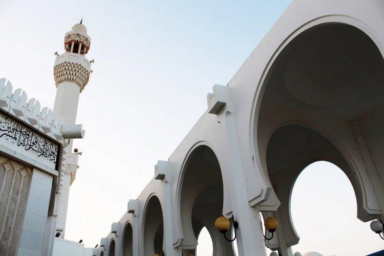 متحف مسجد الباشا في جدة