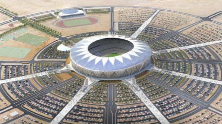 مدينة الملك عبد الله الرياضية في جدة