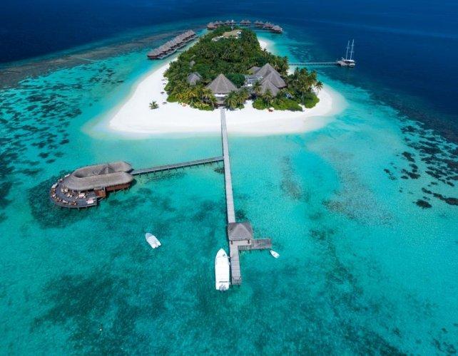جولة في جزر المالديف