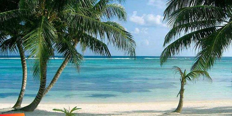 الطبيعة البكر والمياه الفيروزية والطقس الرائع في عنبر كاي