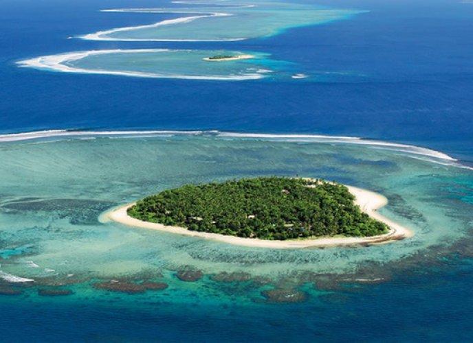 روعة المناظر الطبيعية في جزر ماماونكا