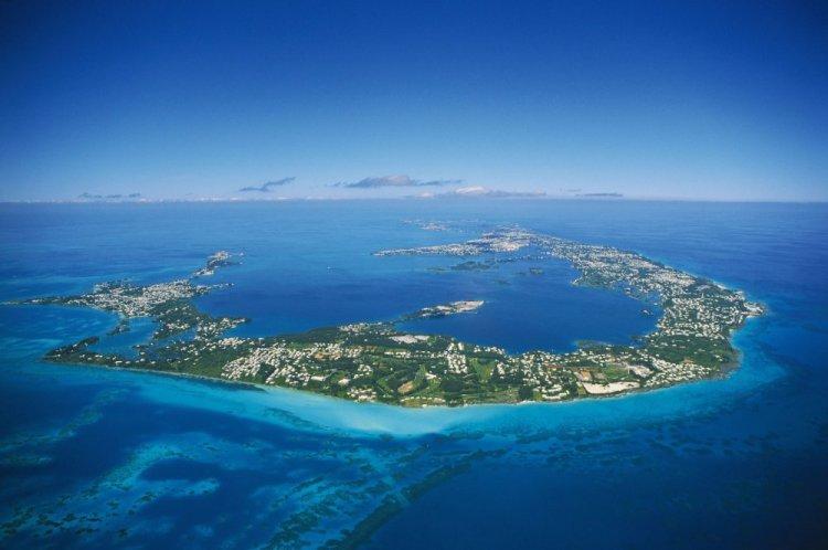 جزيرة برمودا