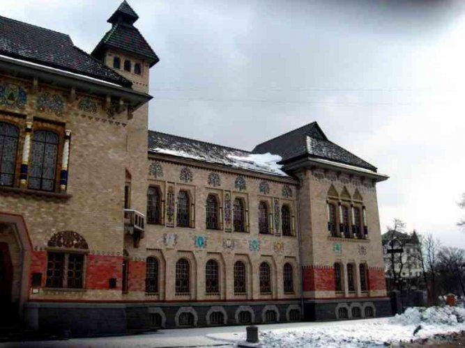 متحف بورجومي للتحف