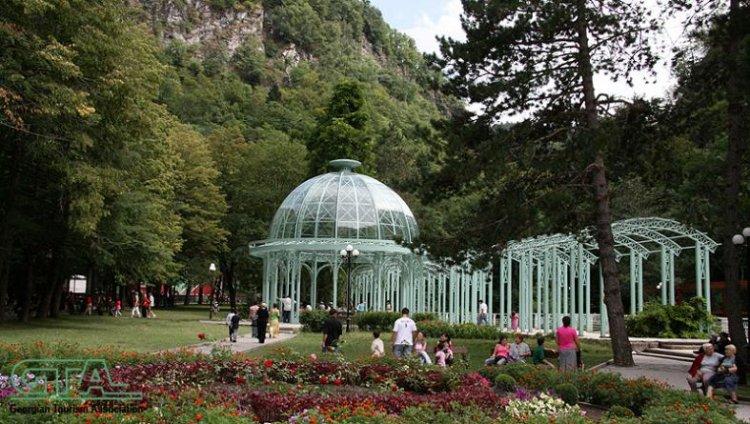 حدائق سغناغي في جورجيا