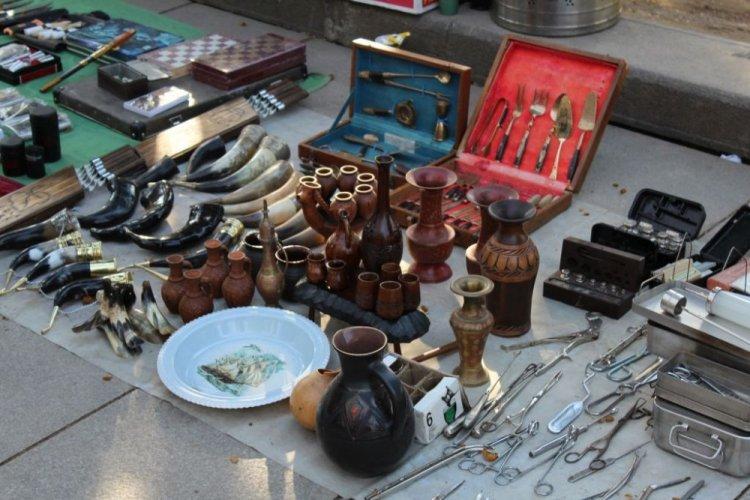 سوق المستعمل في شارع مرجان شويلي