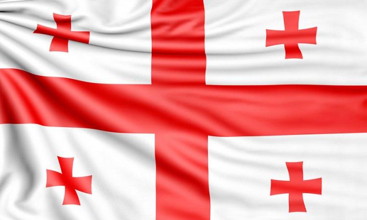 علم دولة جورجيا