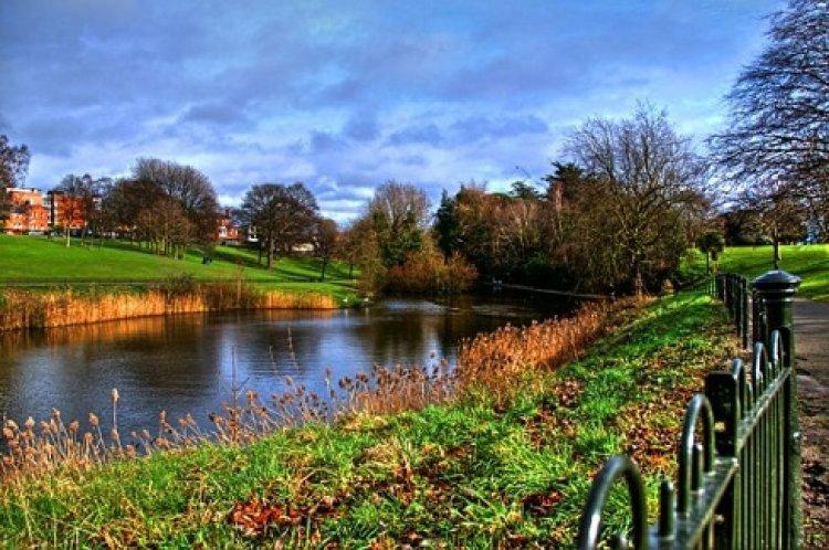 منتزه فينكس في دبلن