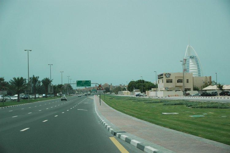 شارع جميرا في دبي