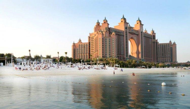 شاطئ ناسيمي في دبي