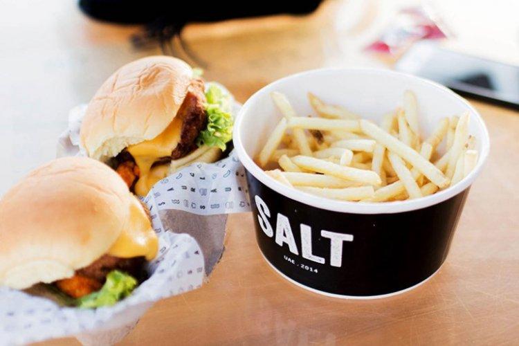 مطعم سولت في دبي