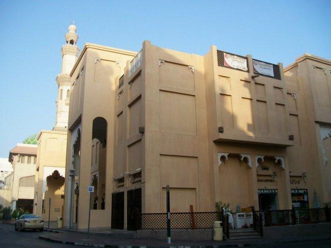 سوق نايف في ديرة - دبي