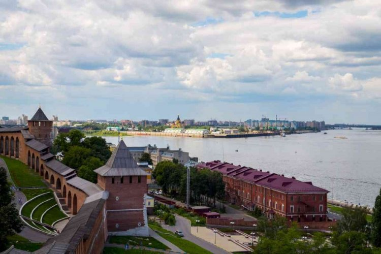 السياحة في نيجني نوفغورود روسيا