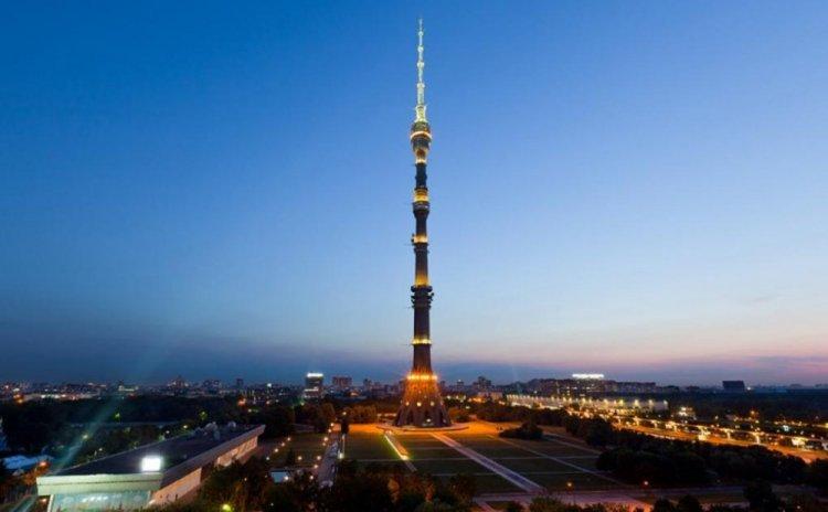برج أوستانكينو