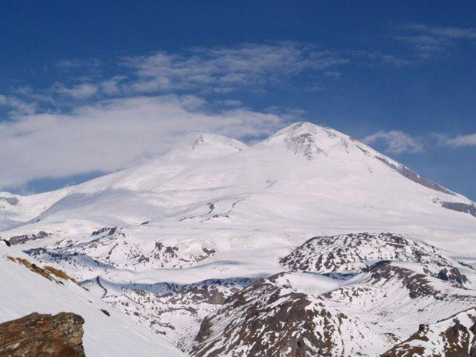 جبل إلبروس