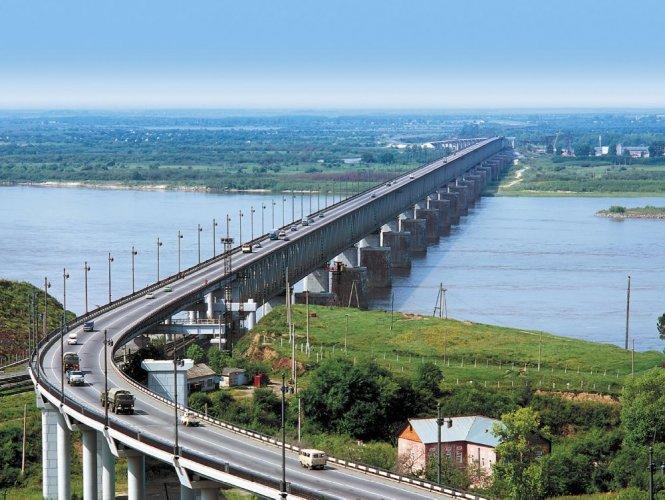 جسر ساراتوف انجلز