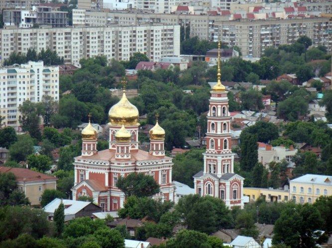 كاتدرائية ساراتوف