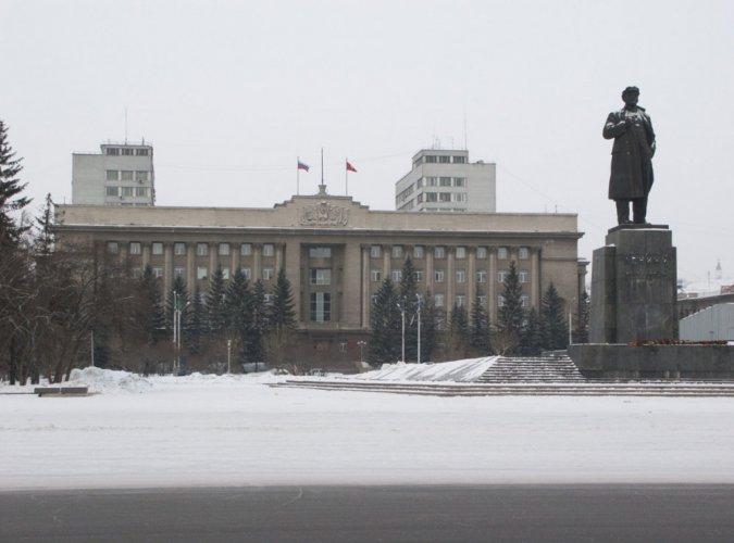 مدينة كراسنويارسك الروسية