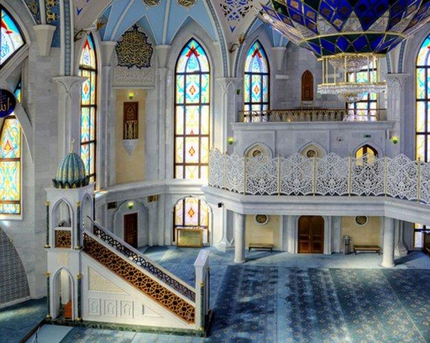 مسجد قول شريف في روسيا