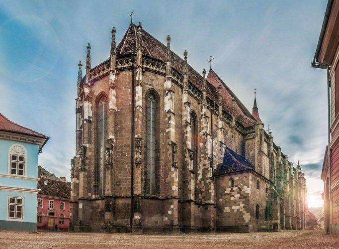 الكنيسة السوداء في براشوف