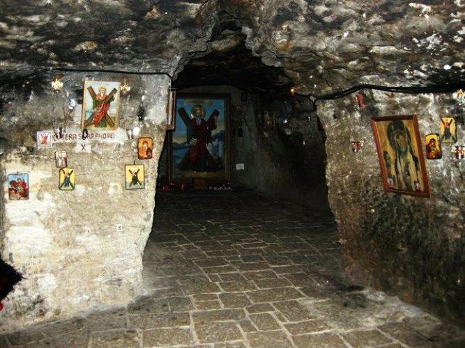 كهف القديس أندرو في كونستانزا