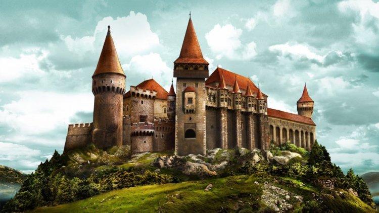 قلعة هونيدوارا في رومانيا