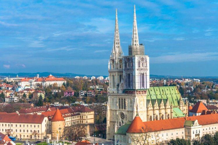 كاتدرائية زغرب - كرواتيا