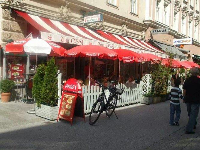 مطعم أوسيس في سالزبورغ