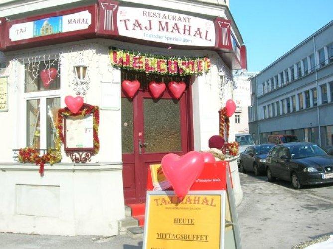 مطعم تاج محل في سالزبورغ