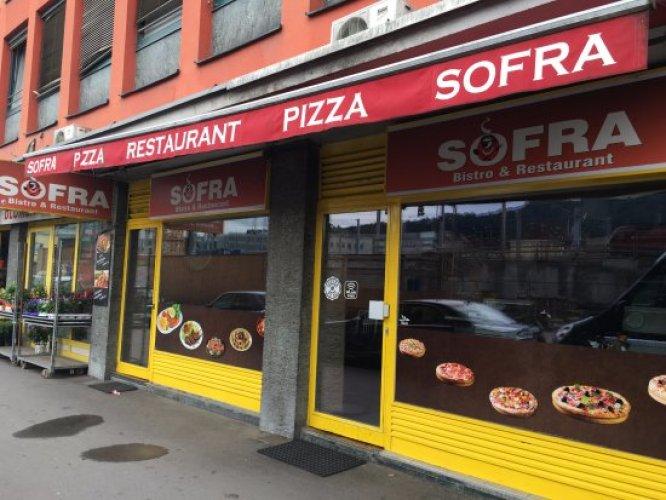 مطعم سوفرة في سالزبورغ
