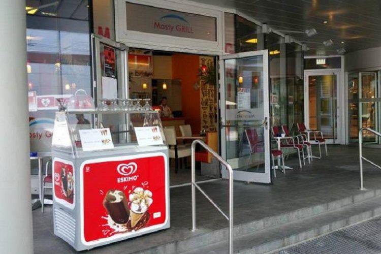 مطعم موستي جريل في سالزبورغ