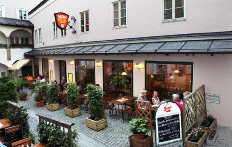 مطعم هاناس في سالزبورغ