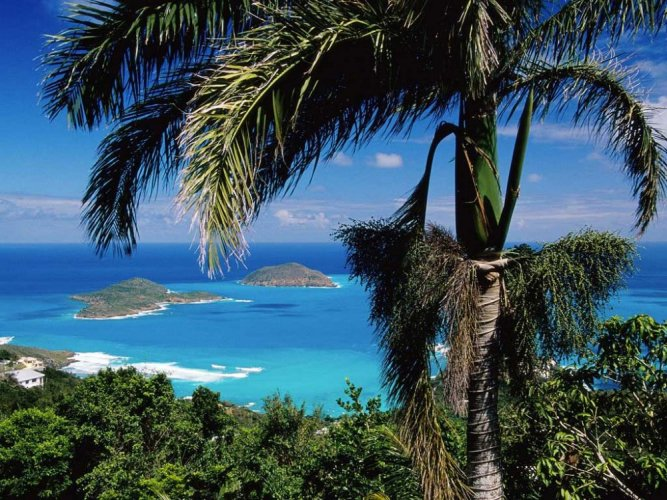 جزيرة ساوتومي السحر الأفريقي الغامض مع جمال الطبيعة