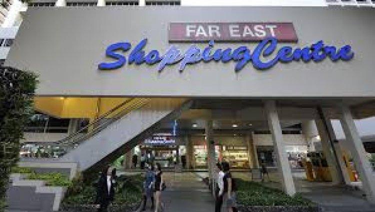 مركز تسوق فار ايست بلازا في سنغافورة