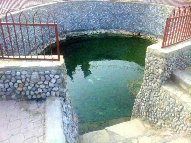 عين الكسفة بسلطنة عمان