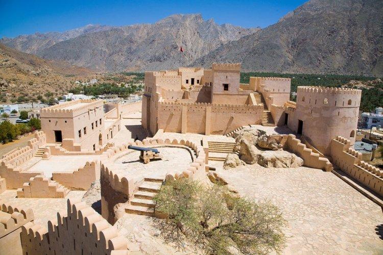 ولاية نخل فى سلطنة عمان