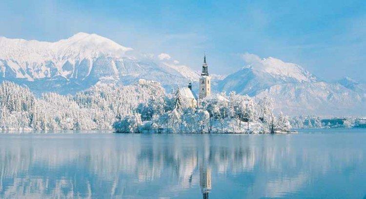 بليد في الشتاء