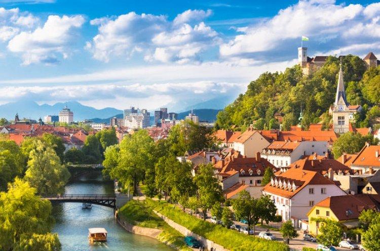 قلعة ليوبليانا سلوفاكيا