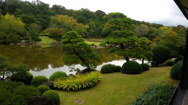 الحديقة اليابانية سنغافورة