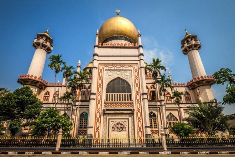 مسجد سلطان في سنغافورة